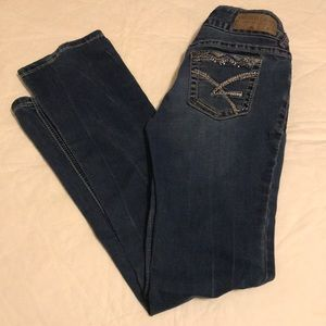 Amethyst jeans size 1s